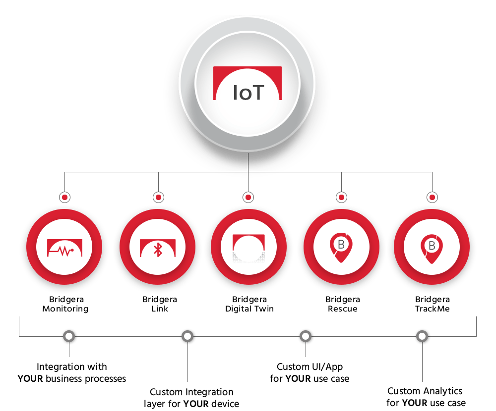 End-to-End IoT Service Enablement Provider